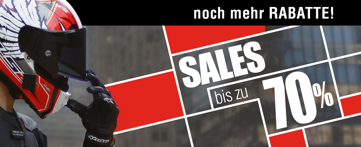 Sales up to 70% off
