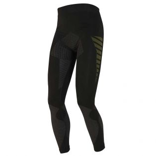 WindShield Under Pants Black/Yellow Fluo