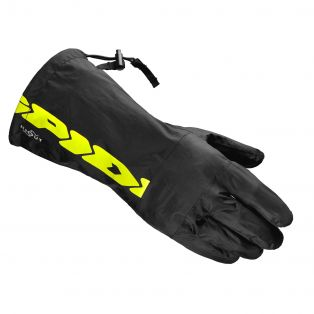 H2OUT Overgloves Black/Yellow