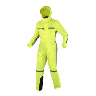 Gt Premium Rain Suit Yellow Fluo