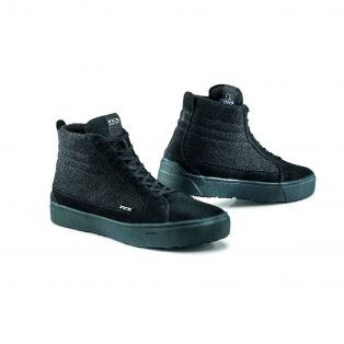 Street 3 Air motorcycle shoes Black