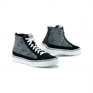 Street 3 Air motorcycle shoes for ladies Black/Grey