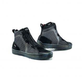 Motorcycle shoes Ikasu Black/Reflex