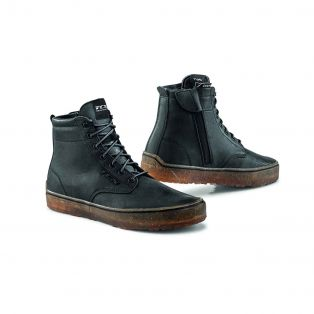 Dartwood motorcycle shoes Black
