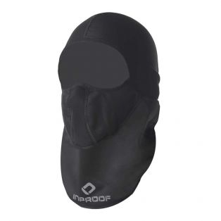 Ergohead Windshield Balaclava Black