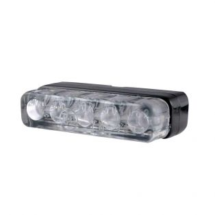 Flat Number Plate Light