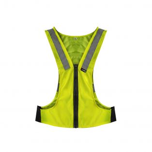 Shiny HV Vest Fluo Yellow