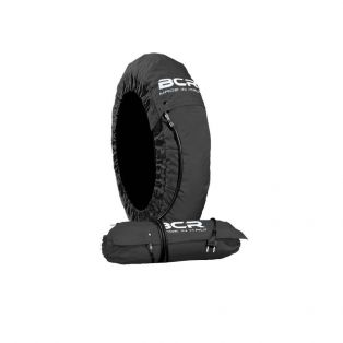 Tyre Warmers BCR Black