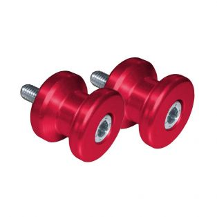 M8 Swing Arm Spools Red