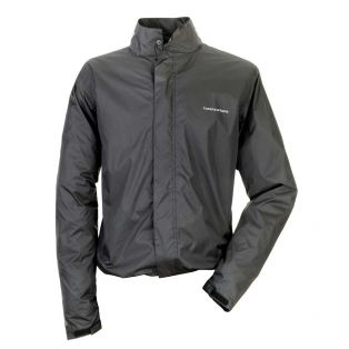 Nano Rain Jacket Plus Black