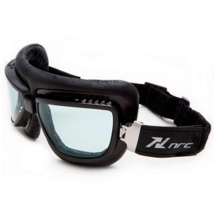 R6.1 Goggles Black/Clear Lens