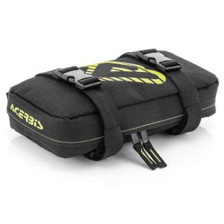 Front Tools Bag Black/Fluo Yellow