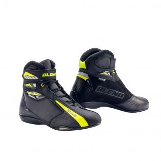 Sporty Aqvadry Shoes Black/Yellow Fluo