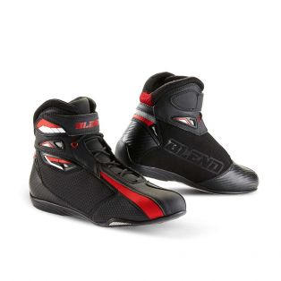 Sporty Shoes Black/Red/White