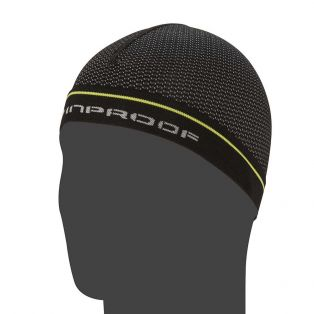 X-Mix Head Balaclava Shell Black/Yellow Fluo