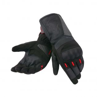 Travelproof Aquady Gloves CEE Black/Anthracite/Red