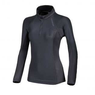 Travel Light Long Sleeve Lady Jersey Black
