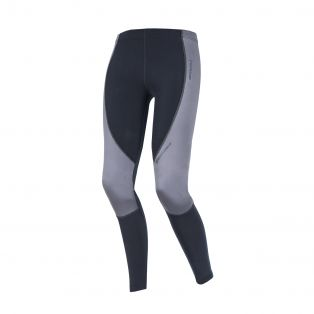 Travel Warm Lady Under Pants Black