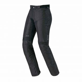 Pantaloni Touring Portal Waterproof Nero