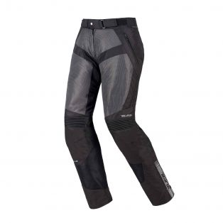 Motorcycle summer trousers Air Trail Aqvadry Black/Anthracite/Black