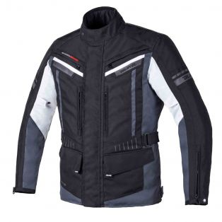 Giacca Touring Path Waterproof Nero/Bianco/Antracite