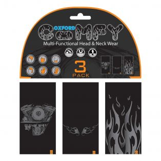 Comfy 3 Pack Bandana HD Graphics