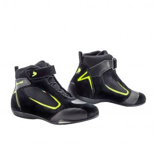 Ventex Air Shoes CE Black/Yellow Fluo