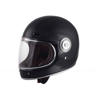 HP4.81 FULL FACE HELMET Glossy Black