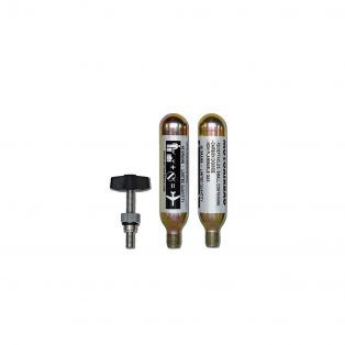 2 cartridges Refill kit with key