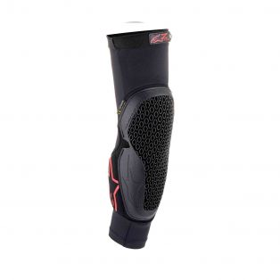 BIONIC FLEX ELBOW PROTECTOR Black/Red
